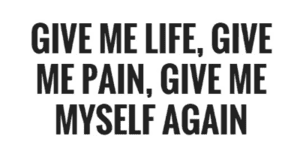 life pain