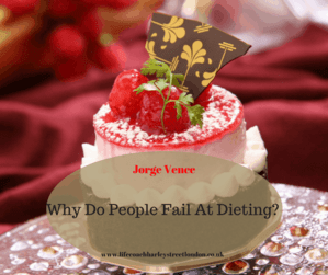 people fail at dieting