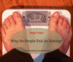 why do people fail at dieting