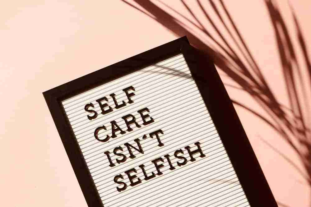 Self-care for busy women
