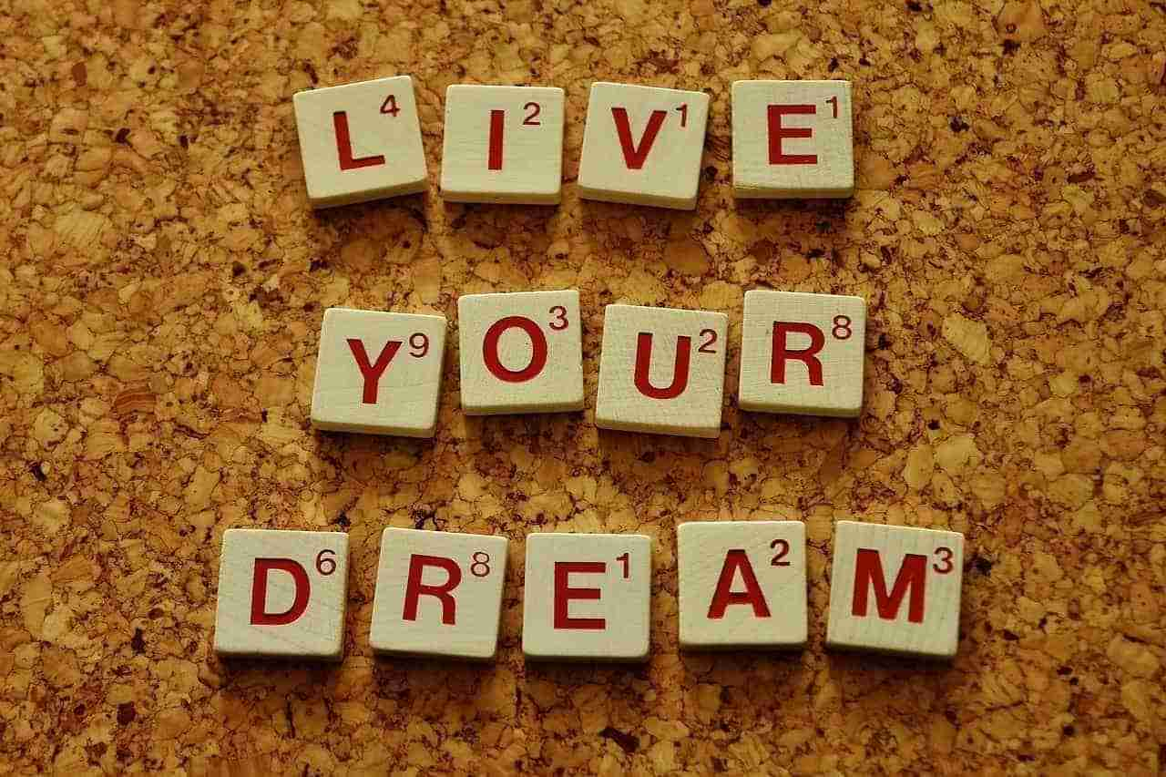 motivated to live your dream