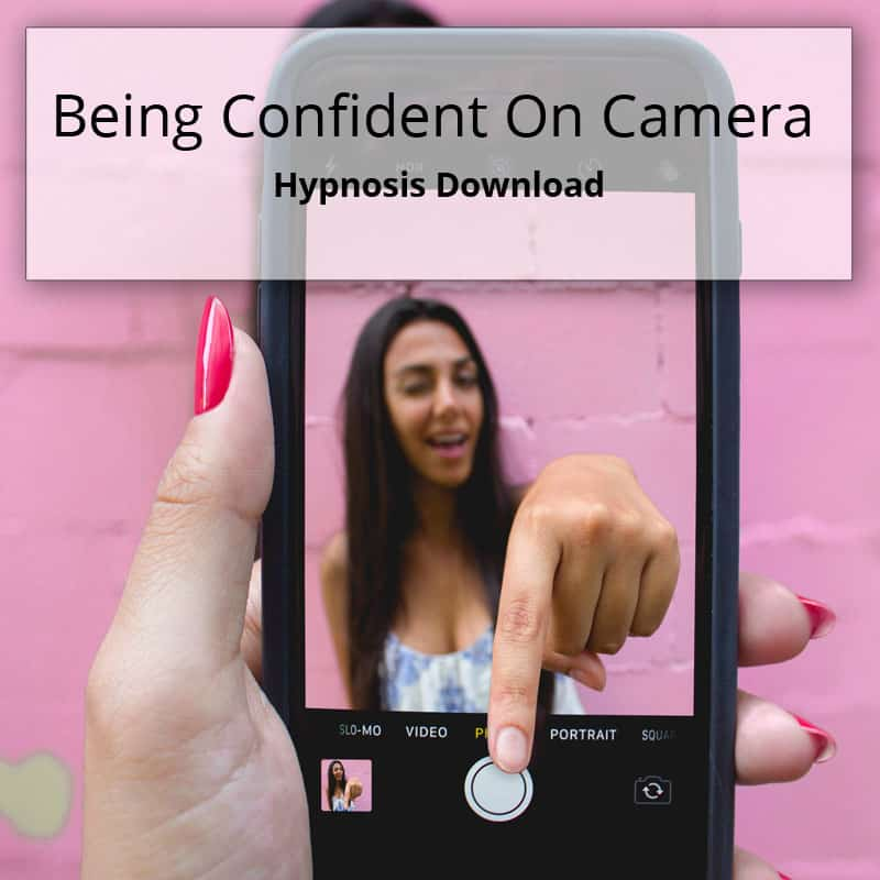 Hypnosis download for confidence on camera