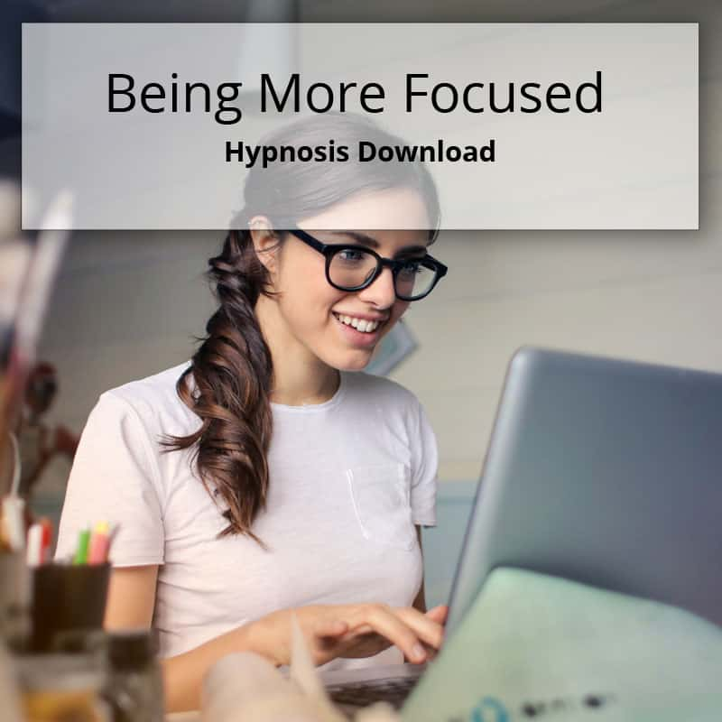 Hypnosis download for concentration