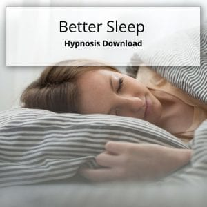 Hypnosis download for better sleep