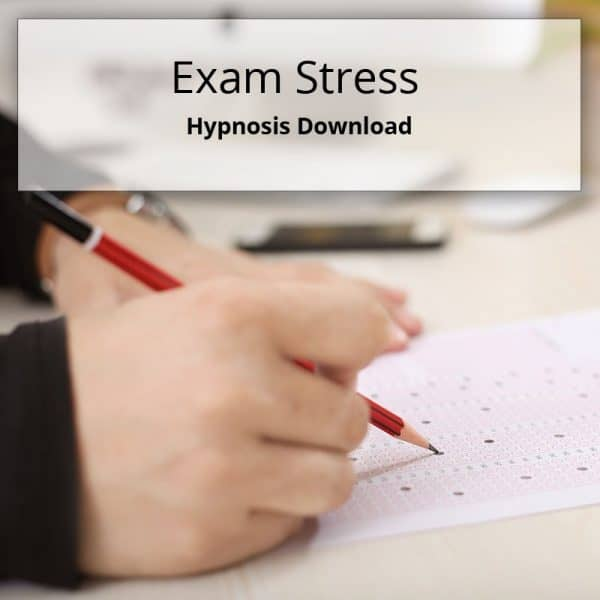 Hypnosis download for exam stress