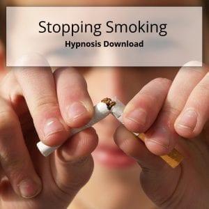 Hypnosis download to stop smoking