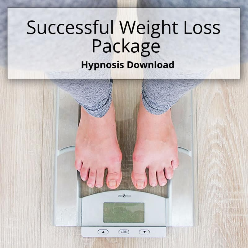 Weight Loss Hypnosis Download Pack