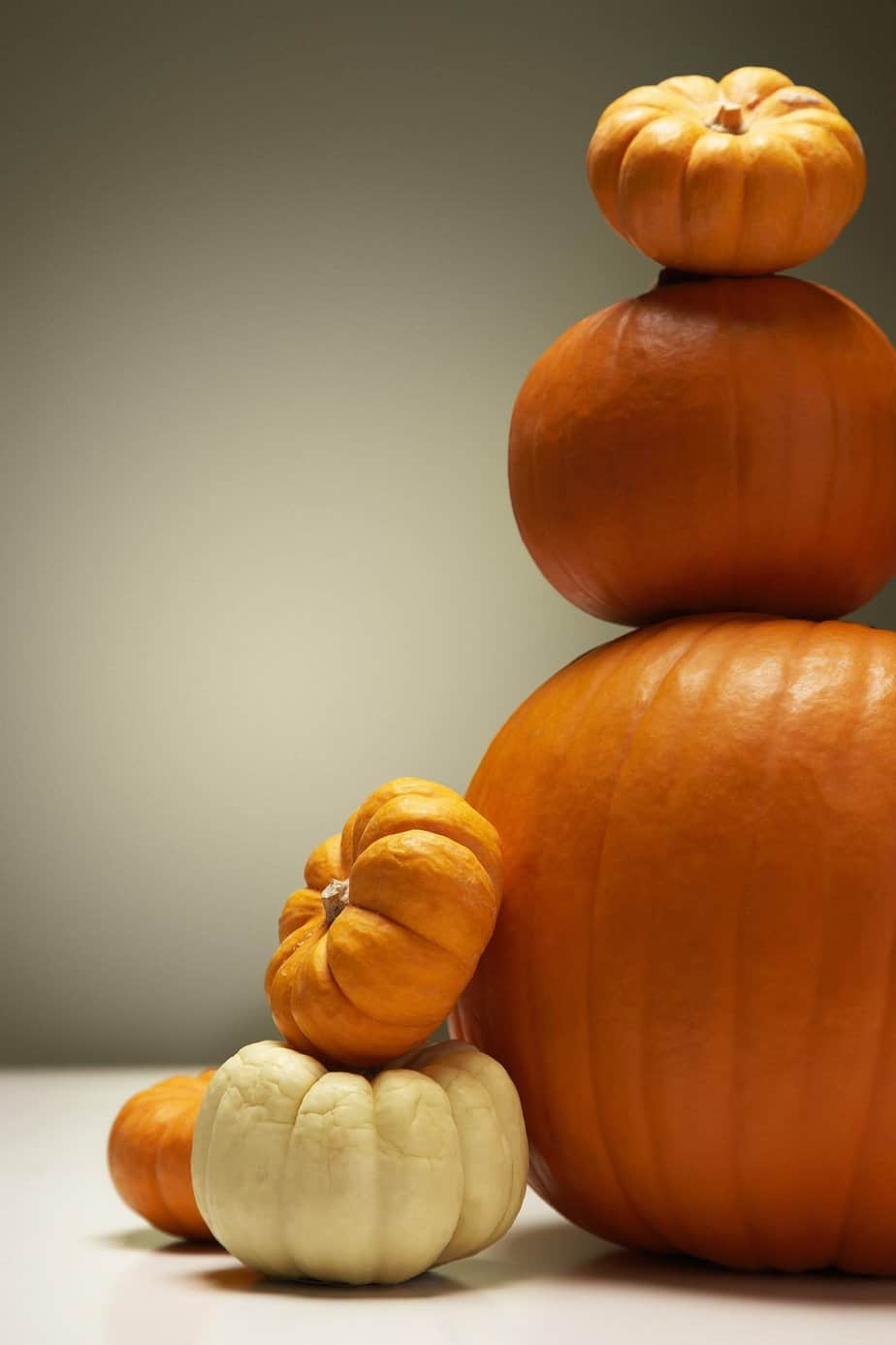 Picture of a pumpkin which help with healthy eating