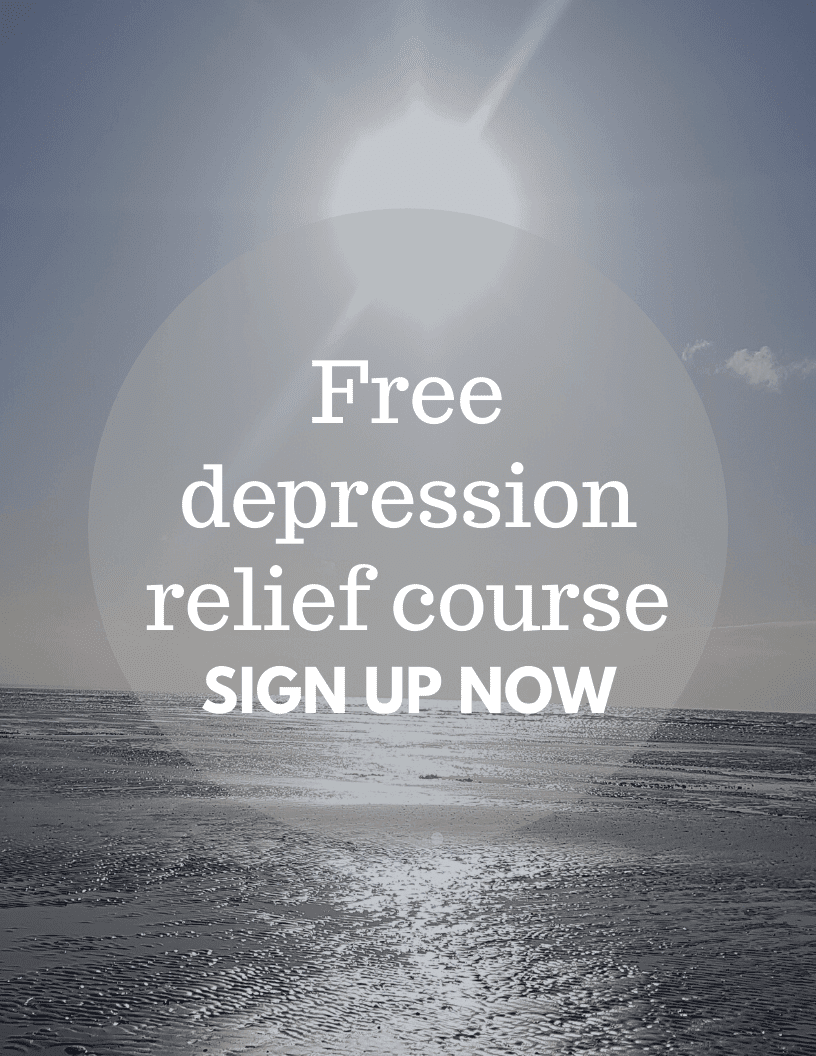 Free depression relief course