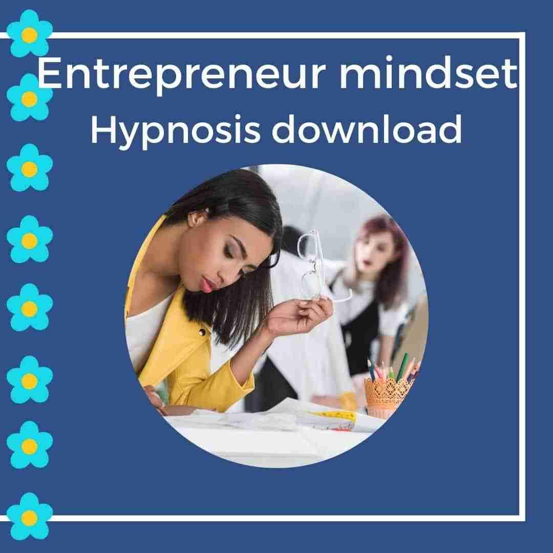 hypnosis download for entrepreneur mindset