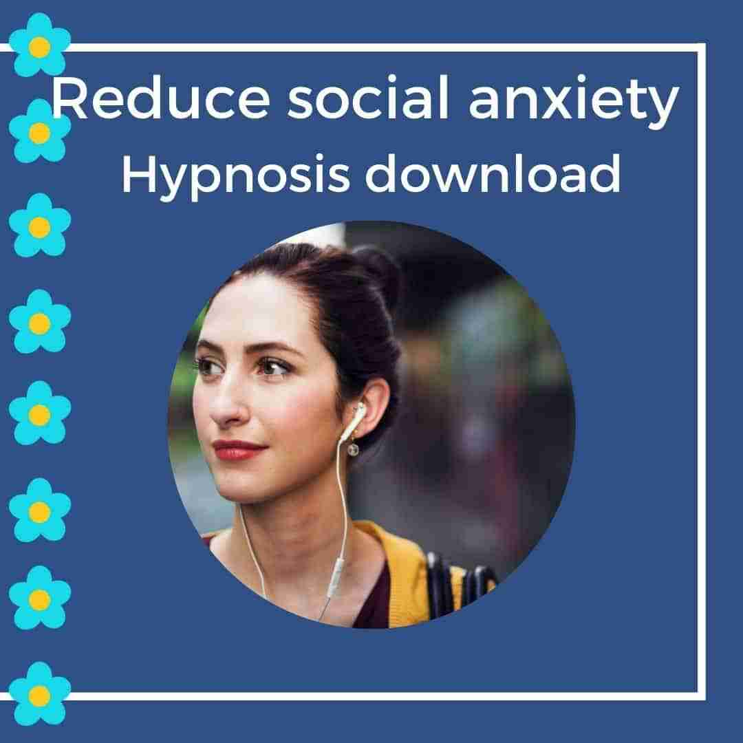 hypnosis download to reduce social anxiety