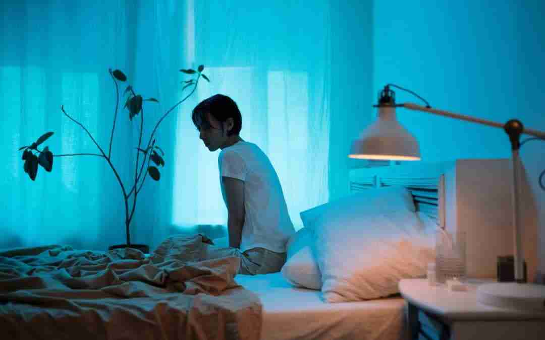 How to ease anxious thoughts that affect sleep