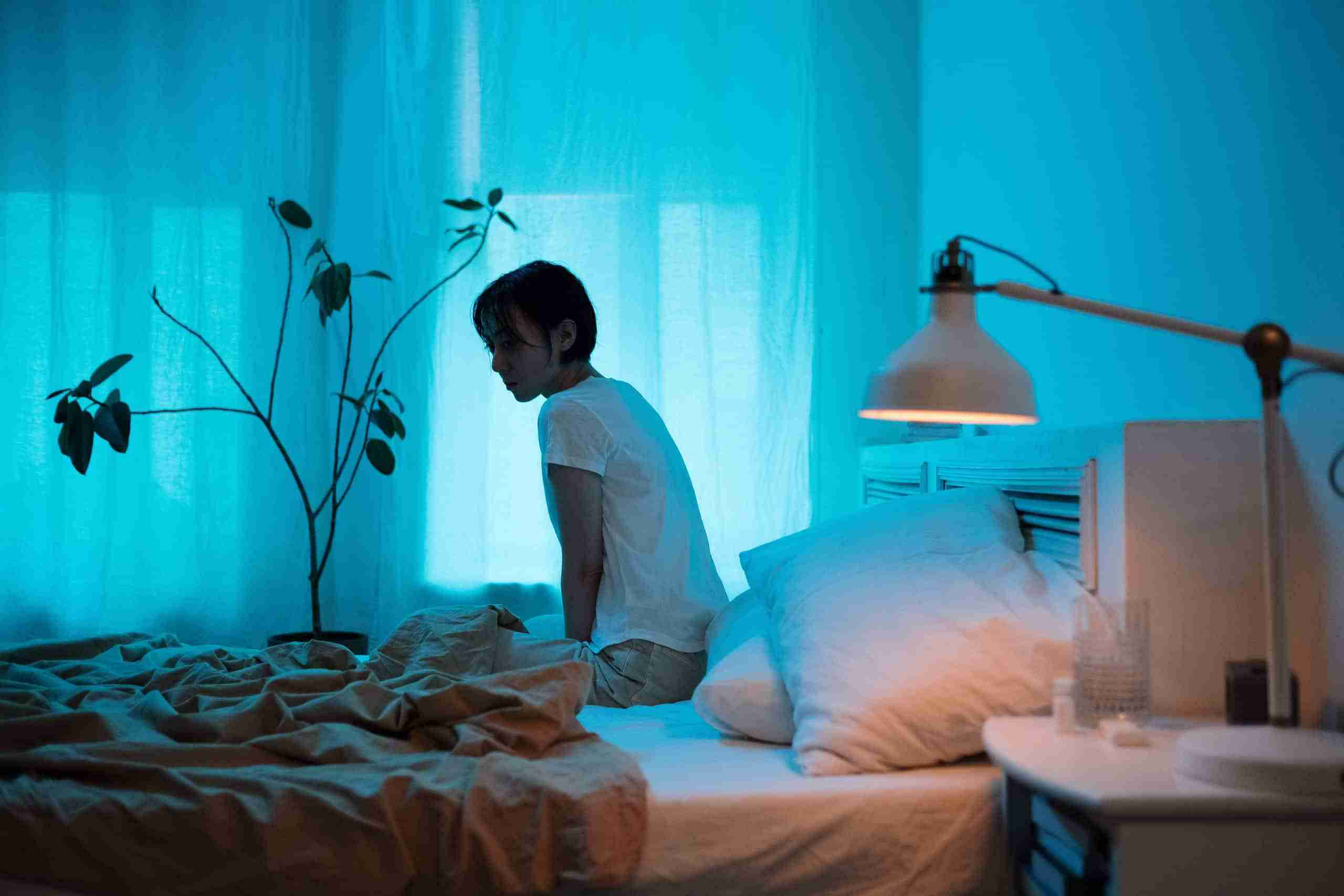 Blog How to ease anxious thoughts that affect sleep